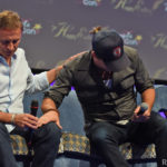 Panel Robert Carlyle & Michael Raymond-James - The Happy Ending Convention - Once Upon A Time