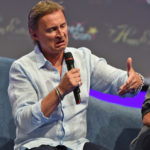 Panel Robert Carlyle & Michael Raymond-James - The Happy Ending Convention