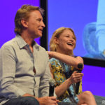 Panel Emilie De Ravin & Robert Carlyle – The Happy Ending Convention – Once Upon A Time