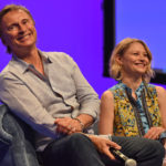 Panel Emilie De Ravin & Robert Carlyle - The Happy Ending Convention - Once Upon A Time