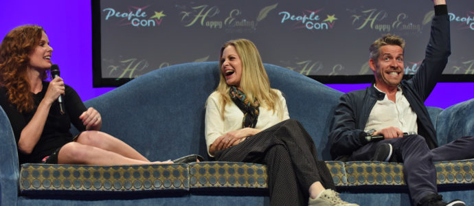 Panel Rebecca Mader, Kristin Bauer & Sean Maguire – The Happy Ending Convention