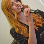 Panel Katherine McNamara - Shadowhunters - The Hunters of Shadow