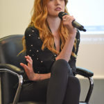 Panel Katherine McNamara & Matthew Daddario - Shadowhunters - The Hunters of Shadow