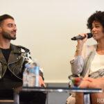 Panel David Castro, Alisha Wainwright & Jade Hassouné - Shadowhunters - The Hunters of Shadow