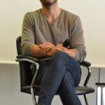 Panel Matthew Daddario - The Hunters of Shadow - Shadowhunters