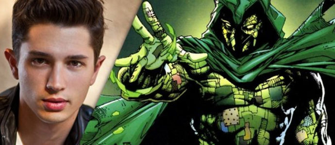 Arrow Saison 5 : on connaît le visage de Ragman