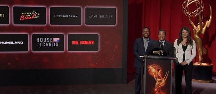 Emmy Awards 2016 : découvrez les nommés de la 68ème céremonie
