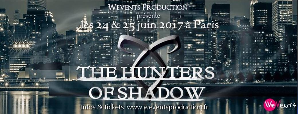 Shadowhunters : une 2e convention à Paris en 2017