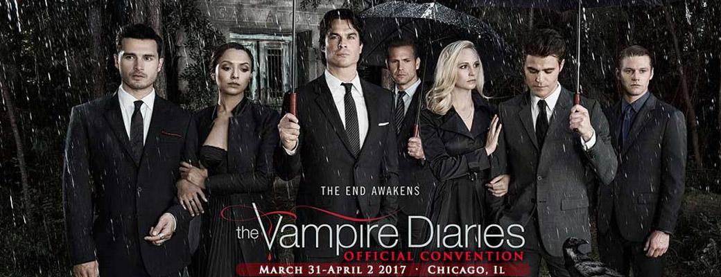 Rencontre acteur vampire diaries 2017