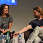 Panel Kristen Gutoskie & Chase Coleman - Vampire Diaries & The Originals Convention