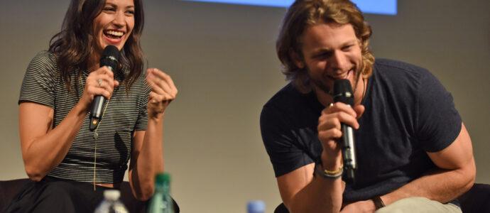 Panel Kristen Gutoskie & Chase Coleman - Vampire Diaries & The Originals Convention