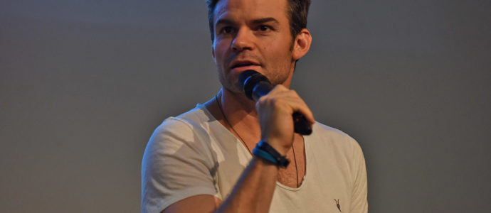 Panel Daniel Gillies - Welcome to Mystic Falls 3 - The Originals & Vampire Diaries