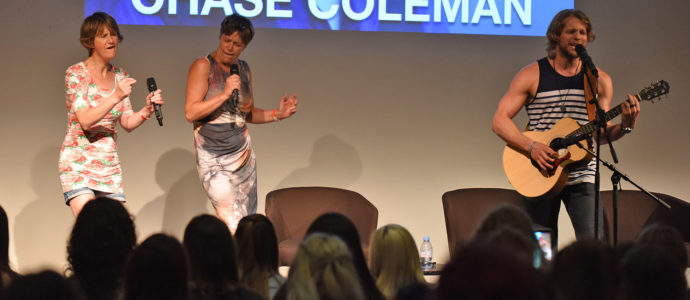 Concert Chase Coleman - Welcome to Mystic Falls 3 - The Originals