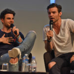 Panel Daniel Gillies & Nathaniel Buzolic - Welcome to Mystic Falls 3 - Vampire Diaries & The Originals