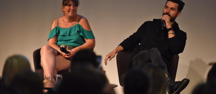 Panel Michael Malarkey - Welcome To Mystic Falls 3 - Vampire Diaries