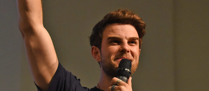 Nathaniel Buzolic Q&A - Welcome To Mystic Falls 3 - Vampire Diaries convention