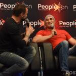 Panel Nick Tarabay & Shane Rangi - Rebels Spartacus 4 - Spartacus