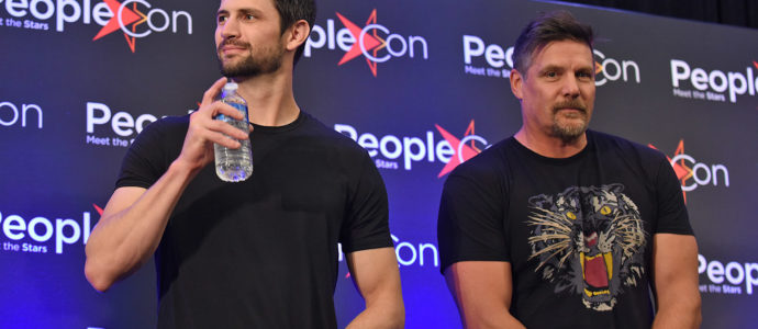 James Lafferty & Paul Johansson - Back To The Rivercourt - One Tree Hill