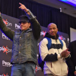 Craig Sheffer, Antwon Tanner, Stephen Colletti - One Tree Hill - Back To The Rivercourt