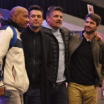 Antwon Tanner, Stephen Colletti, Paul Johansson & James Lafferty – One Tree Hill – Back To The Rivercourt