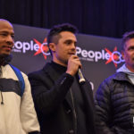 Antwon Tanner, Stephen Colletti & Paul Johansson – One Tree Hill – Back To The Rivercourt