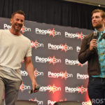 Rebels Spartacus IV - Panel Craig Parker & Liam McIntyre