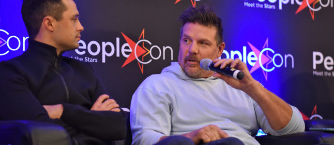 Stephen Colletti & Paul Johansson - Back To The Rivercourt - One Tree Hill