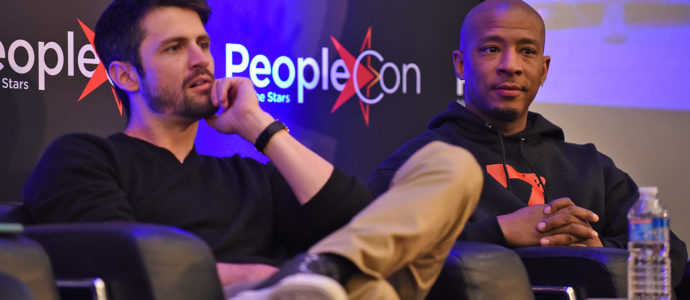 James Lafferty & Antwon Tanner - Back To The Rivercourt - One Tree Hill