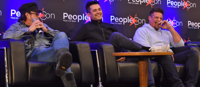 Craig Sheffer, Stephen Colletti & Paul Johansson - Back To The Rivercourt - One Tree Hill