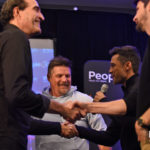 Mathieu Buscatto, James Laferty, Stephen Colletti & Paul Johansson - Back To The Rivercourt - One Tree Hill