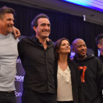 Constantin Pappas, Paul Johansson, Mathieu Buscatto, Nathalie Spitzer, Antwon Tanner & Stephen Colletti - Back To The Rivercourt - One Tree Hill