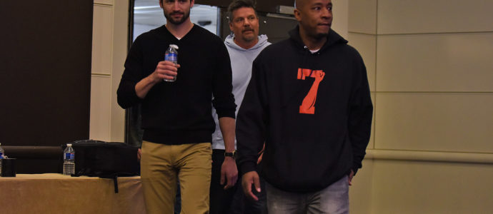 Antwon Tanner, James Lafferty & Paul Johansson - Back To The Rivercourt - One Tree Hill