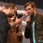 Nick Tarabay & Liam McIntyre - Rebels Spartacus 4 - Spartacus