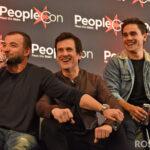 Nick Tarabay, Simon Merrells & Christian Antidormi - Spartacus - Rebels Spartacus 4