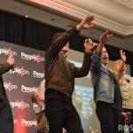 Liam McIntyre, Simon Merrells, Ellen Hollman & Christian Antidormi - Spartacus - Rebels Spartacus 4