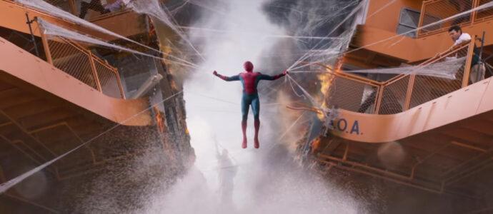 Spider-Man Homecoming : découvrez la première bande-annonce
