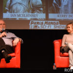 Game Of Thrones panel - Kerry Ingram & Ian McElhinney