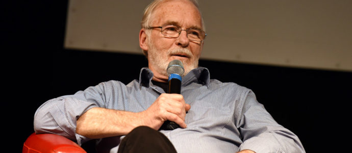 Game Of Thrones panel - Ian McElhinney