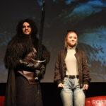 Game Of Thrones panel - Kerry Ingram