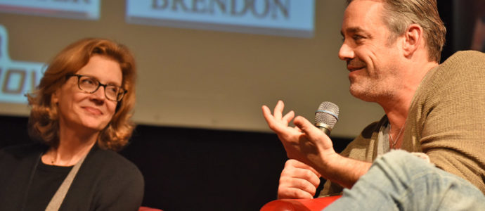 Panel Buffy - Kristine Sutherland & Nicholas Brendon