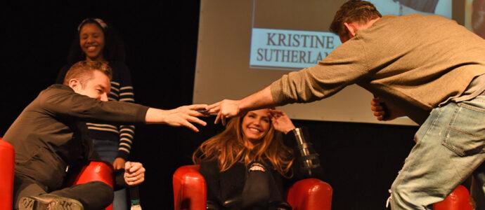 Panel Buffy - Nicholas Brendon & James Marsters