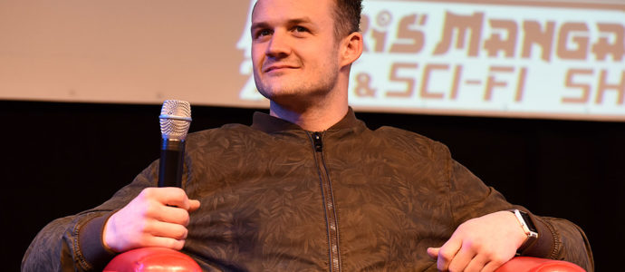 Panel Paris Manga - Josh Herdman