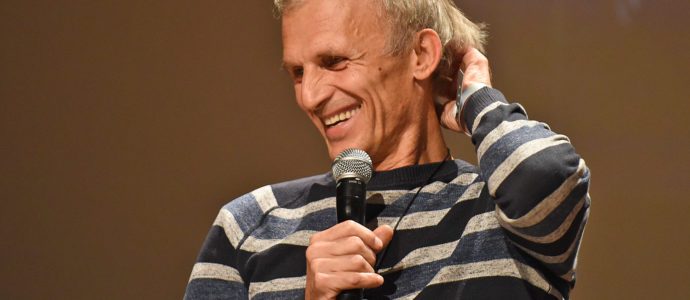 Richard Sammel - Comic Con Paris 2017