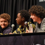 Comic Con Paris – Caleb McLaughlin, Finn Wolfhard & Gaten Matarazzo – Stranger Things