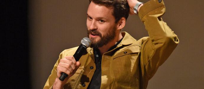 Austin Nichols - Comic Con Paris 2017