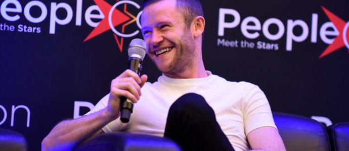 Convention Harry Potter - Welcome To The Magic School - Q&A Devon Murray