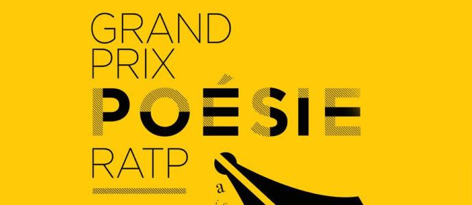 Coup d'envoi du Grand Prix de Poésie RATP