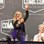 Julie Benz – Comic Con Paris 2017
