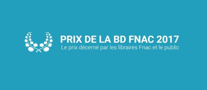 Prix de la BD Fnac : les six finalistes dévoilés