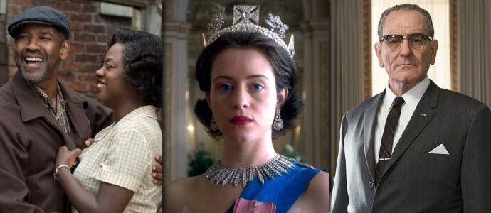 Screen Actors Guild Awards : découvrez les gagnants de la 23e cérémonie